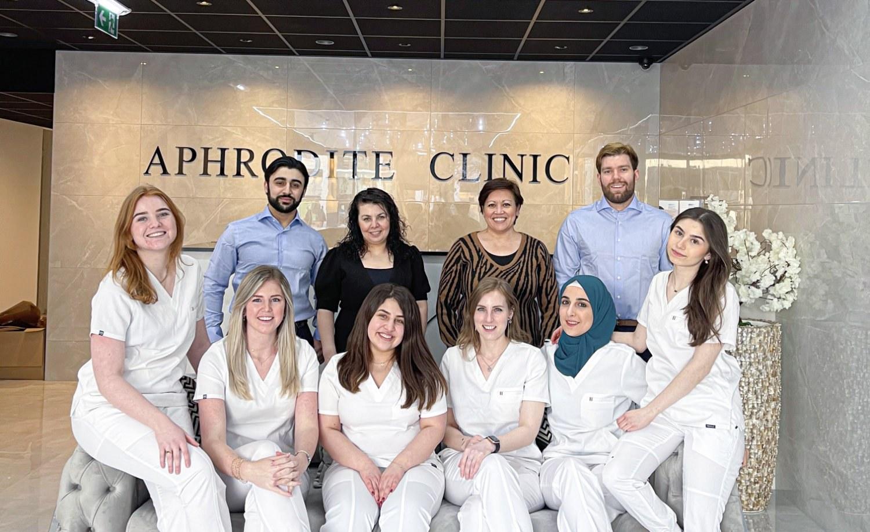 Aphrodite Clinic Team